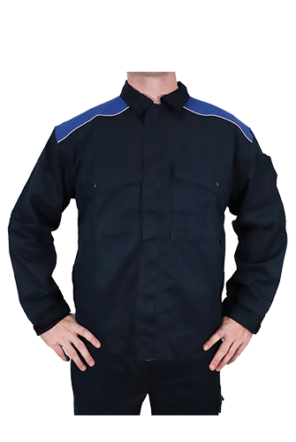 FR, ARC, Anti-static Mod-acrylic lined Work Jacket.