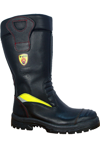 Goliath Pluto Structural Fire Fighting Boots, FPB012