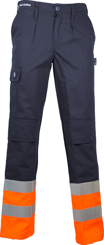 FR and Arc Hi-Vis Trousers TWK004