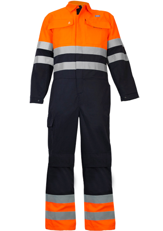 FR, Arc, Anti-static, High Visibility Coverall CWK003
