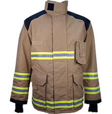 PBI Structural Fire Fighting Suit