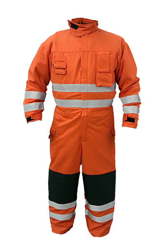 Wildland Fire Fighting, Coverall, Modacrylic Cotton, WDC010