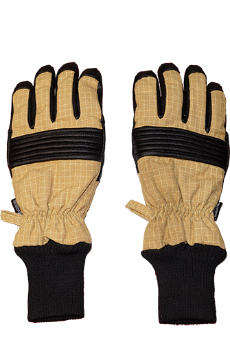 PBI® Structural Fire Fighting Gloves, SFG014